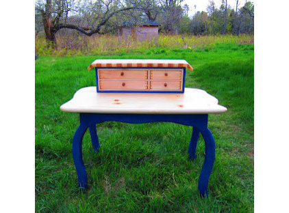 contemporary  Child's Writing Desk