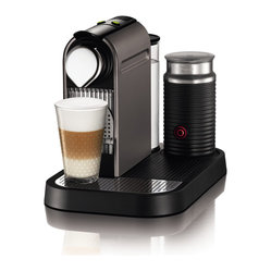 Nespresso Citiz & Milk C121 US Titan ECO