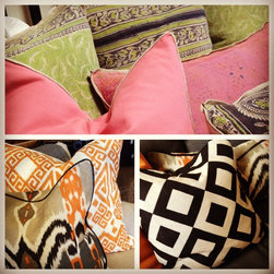 Maison Luxe Accessories - Pillows!