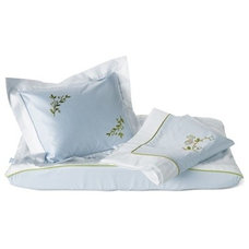 Traditional Baby Bedding Serena & Lily Crib Bedding Set