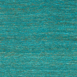 Jaipur Rugs - Natural Solid Pattern Hemp/Jute Blue Woven Rug - CL02, 2x3 - The popular Calypso Collection is proof that simplicity is a wonderful approach to decoration. Crafted of natural jute, each rug is expertly woven by hand to our impeccable standards of quality for a relaxed feel of comfort. In rich colors ranging from eye-catching jewel tone to highly functional neutrals, the Calypso Collection will add texture and dimension wherever it is placed.