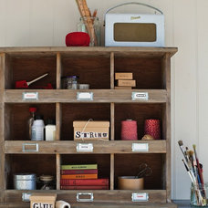 Eclectic Wall Shelves by Cox & Cox