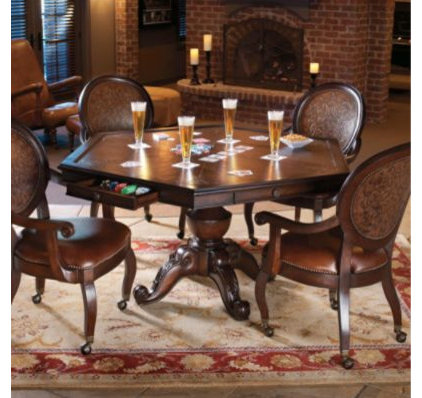 Traditional Game Tables by FRONTGATE