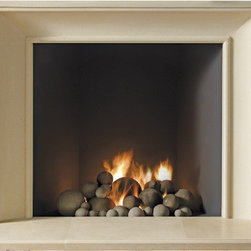 Contemporary Fireplaces -