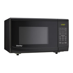 The Danby DMW111KBLDB 1.1 Cu. Ft. 1000W Countertop Microwave Oven