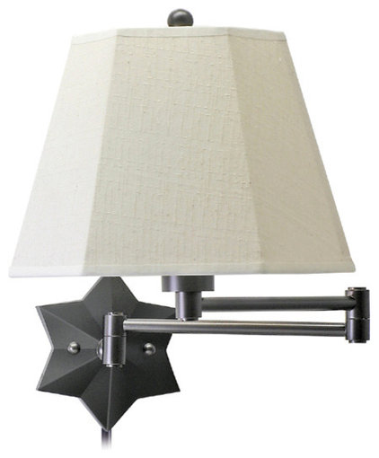 Contemporary Swing Arm Wall Lamps by Affordable Lamps