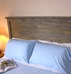 eclectic headboards by Chris Hill