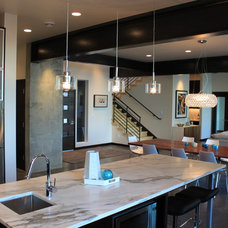 Contemporary  by RGN Construction