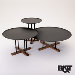 B&T Sini Table Black - B&T Sini Table Black