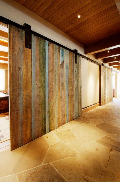 Contemporary Garage Doors by Reclaimed DesignWorks