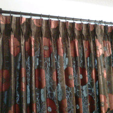 Transitional Window Treatments by Sheila's Window Toppers & More Ltd