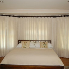 Traditional Curtain Rods by Shades IN Place