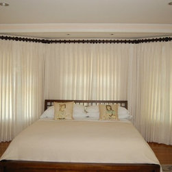 Drapes and Soft Treatments - Shades IN Place Inc.