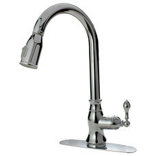 Traditional Kitchen Faucets by MR Direct Sinks and Faucets