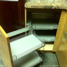 Kitchen Drawer Organizers by Florkowskys Woodworking & Cabinets LTD