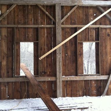 Reclaimed Wood -