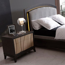 contemporary nightstands and bedside tables by Planum