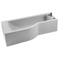 Modern Bathtubs by UK Bathrooms