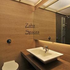 Contemporary Bathroom by Zaha Spaces
