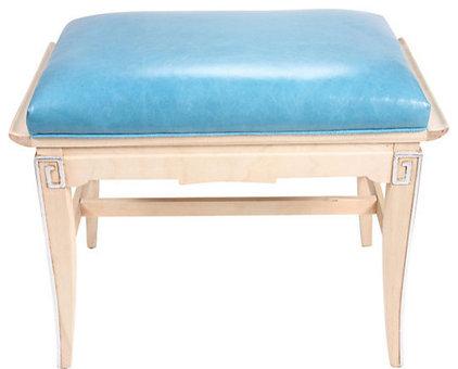 Traditional Upholstered Benches by One Kings Lane