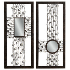 Modern Mirrors by Carolina Rustica