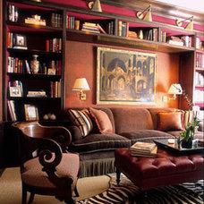 Furniture Inspiration bookshelves