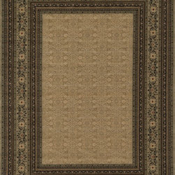 Loloi Rugs - Loloi Rugs Stanley Collection - Lt. Gold / Sage, 2' x 3' - The magnificent Stanley Collection features modern interpretations of the most sophisticated hand knotted designs. Recreated in Egypt with power loomed technology these gorgeous polypropylene area rugs offer an affordable alternative.
