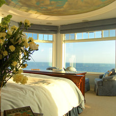 Beach Style Bedroom by Maraya Interior Design