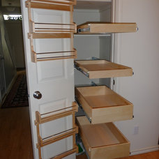Pantry Cabinets by ShelfGenie of Portland