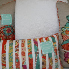 Bed Pillows by Tropicality Decor