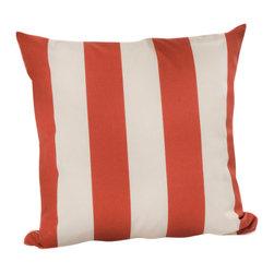 HRh Designs - 20X20 Indoor/Outdoor Throw Pillows, Canyon - 20X20 Indoor/Outdoor Cabana Throw Pillows