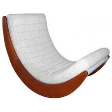 Midcentury Rocking Chairs by EcoFirstArt