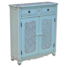 Traditional Storage Units And Cabinets by Heaven's Gate Home and Garden, LLC