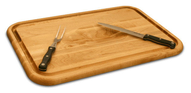 Traditional Cutting Boards by Kitchen Island Co.
