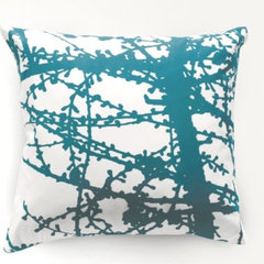 contemporary pillows by Design Public