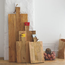 Contemporary Cutting Boards by West Elm