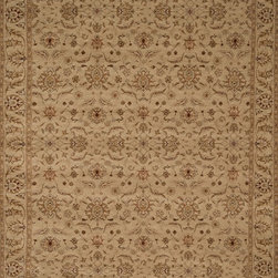 """Loloi Rugs - Loloi Rugs Stanley Collection - Beige / Beige, 7'-7"""" x 10'-5"""" - The magnificent Stanley Collection features modern interpretations of the most sophisticated hand knotted designs. Recreated in Egypt with power loomed technology these gorgeous polypropylene area rugs offer an affordable alternative."""