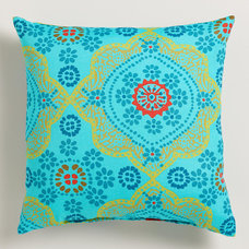 Eclectic Outdoor Pillows by Cost Plus World Market