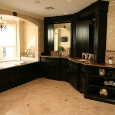 Traditional Bathroom by Ingalls Custom Contracting