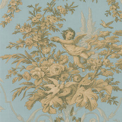 Large Scale Traditional Cherub - CH28309 - Collection:Grand Chateau