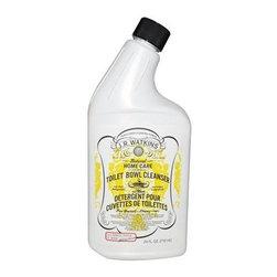 J.R. Watkins Toilet Bowl Cleanser, Lemon - J. R. Watkins Toilet Bowl Cleanser Lemon Description: