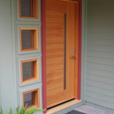 modern front doors by Liberty Valley Doors