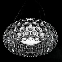 Foscarini - Unique Contemporary Italian Lighting Designs | Caboche Chandelier -