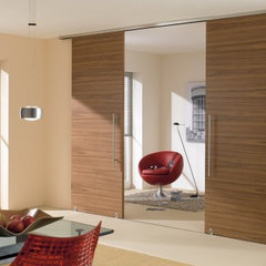 contemporary interior doors by DAYORIS DOORS / PANELS