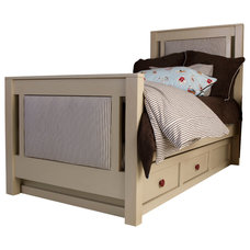 Transitional Kids Beds by Newport Cottages
