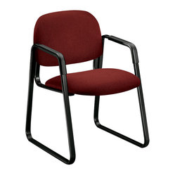 Solutions Guest Sled Base Chair
