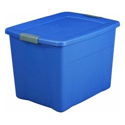 Sterilite - Sterilite 22 Gallon Latch Tote (6 Pack) (19403V06) - Sterilite 19403V06 22 Gallon Latch Tote (6 Pack)