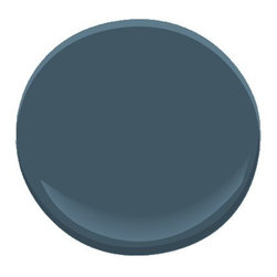 In The Midnight Hour 1666 Paint - This color is part of the Classic Color Collection. Surround yourself with your color favorites. These timeless, elegant, Classic Colors guarantee beautiful, usable color all the time, every time. A collection of 1,680 inspired hues that consumers and professionals have enjoyed for years, the colors in this palette are as timeless as they are forward.