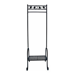 Traditional Clothes Racks: Find Garment Rack and Portable Closet Designs Online