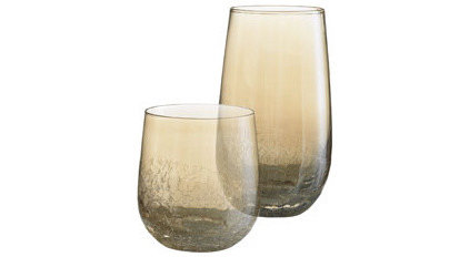 Modern Everyday Glassware by Pier 1 Imports